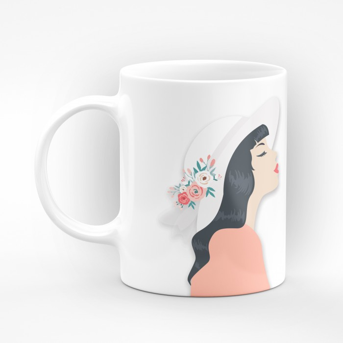 """Чаша """"Целувки за Мони"""" - подарък за Симеоновден"""