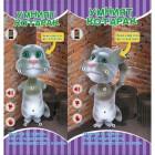 Интерактивна играчка Talking Tom - 25 см.
