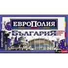 """""""Европолия България"""" малка - икономическа семейна игра"""