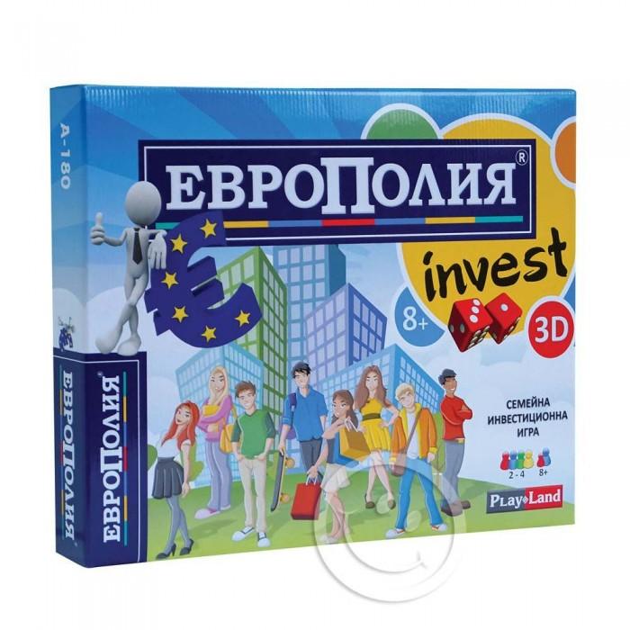 Европолия Инвест - семейна игра