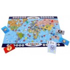 Пътешествие по света - семейна игра