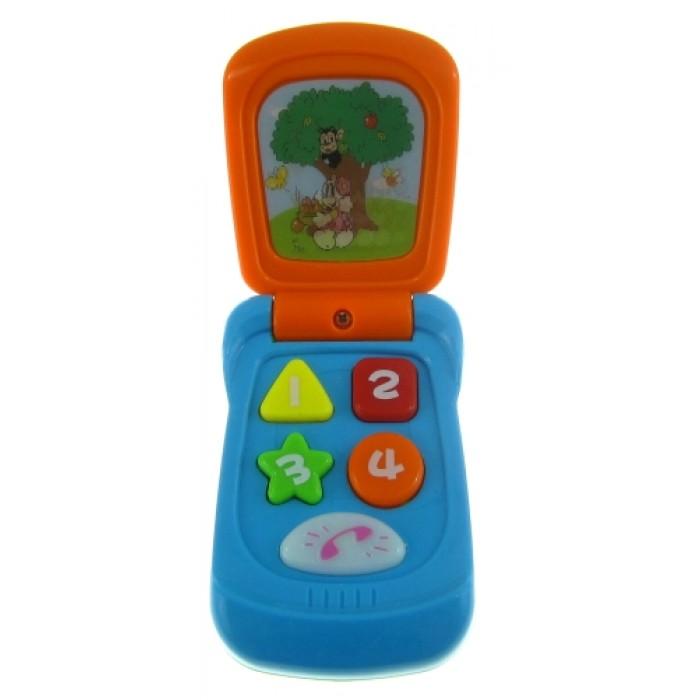 Музикална играчка Пеещото Телефонче