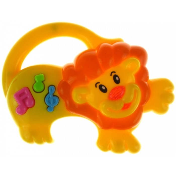 Музикална играчка Пеещото Лъвче