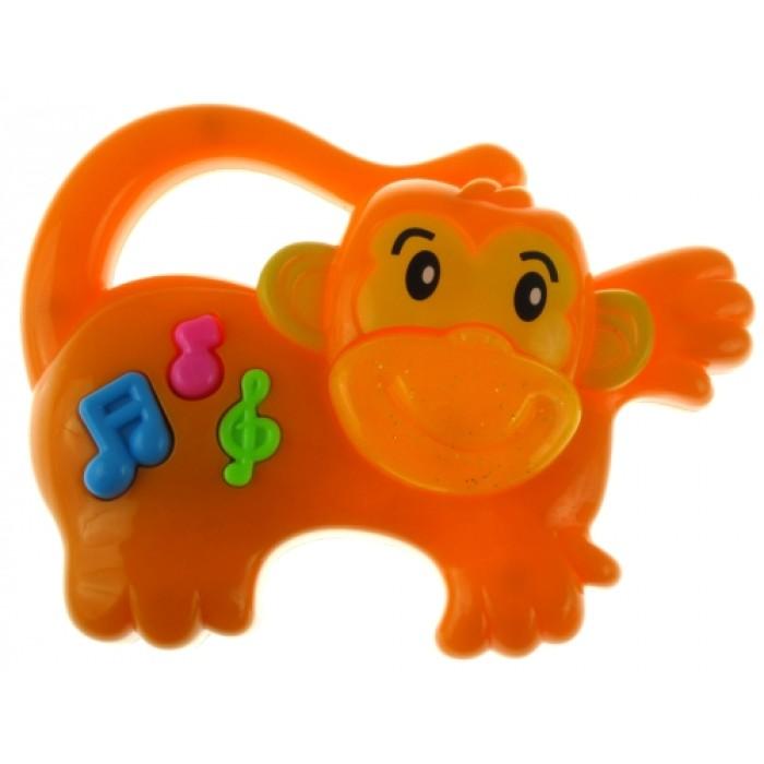 Музикална играчка Пеещата Маймунка