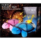 """Детска музикална нощна лампа Костенурка """"Звездно небе"""""""